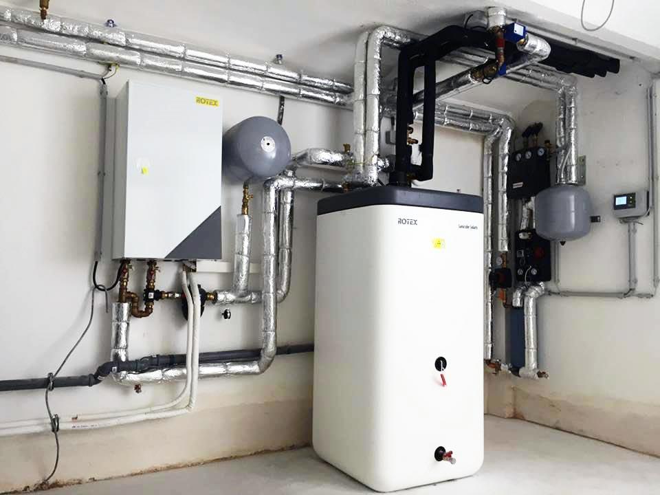 Luftwärmepumpe Heizungstechnik MS Haustechnik